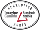 Imagine Canada Accredited