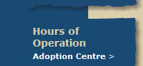 Adoption Centre: Hours of Operation